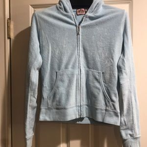 Juicy Couture microterry Hoodie